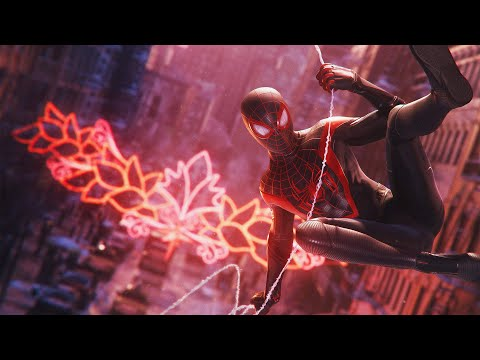 Marvel's Spider Man Miles Morales - PS5 4K Gameplay Demo