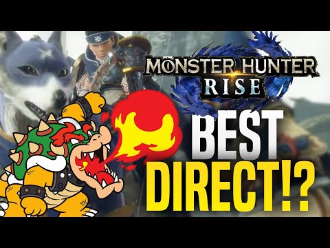 The BEST Nintendo Direct Event of the YEAR!? (REACTION)