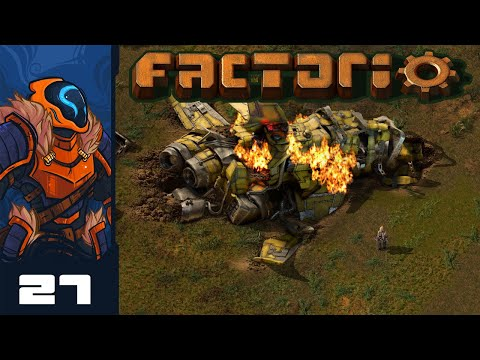 It's Time For Some Beeg Guns! - Let's Play Factorio [1.0 - Heavily Modded] - Part 27