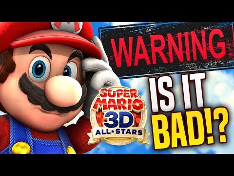 Did Nintendo RUIN Super Mario 3D All Stars!?