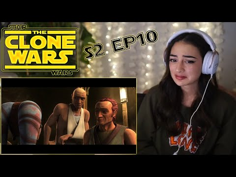 The Deserter / Star Wars: The Clone Wars Reaction & Commentary / S2 Ep10