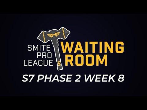 SPL Waiting Room - Phase 2 Week 8