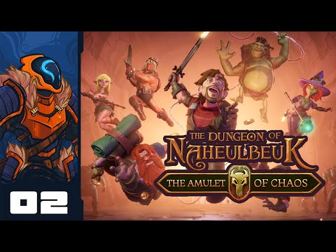 Why Is There A Tavern Here? - Let's Play The Dungeon Of Naheulbeuk: The Amulet Of Chaos - Part 2