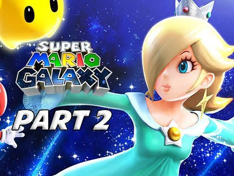 SUPER MARIO GALAXY REMASTERED Gameplay Walkthrough Part 2 - (3D All-Stars Collection)