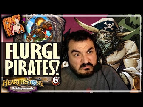 A LESSON ABOUT PIRATES - Hearthstone Battlegrounds