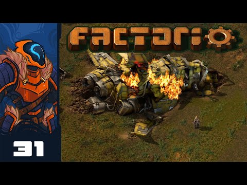 They've Gone Plaid... - Let's Play Factorio [1.0 - Heavily Modded] - Part 31