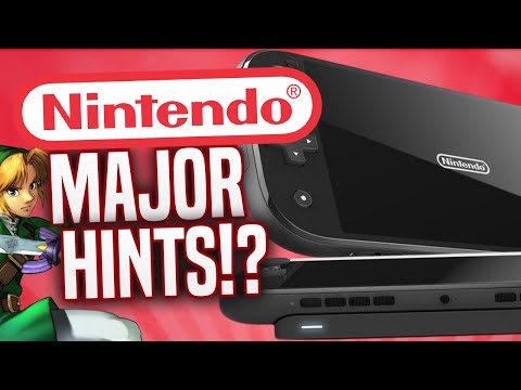 Nintendo HINTING At March 2021 Release Date for Switch Pro!?