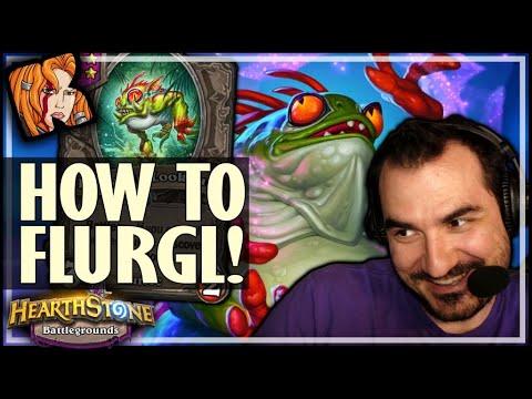HOW TO FLURGL! - Hearthstone Battlegrounds