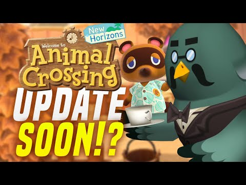 Fall Update COMING This Week In Animal Crossing New Horizons!?