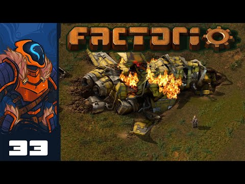 Eviction Notice - Let's Play Factorio [1.0 - Heavily Modded] - Part 33