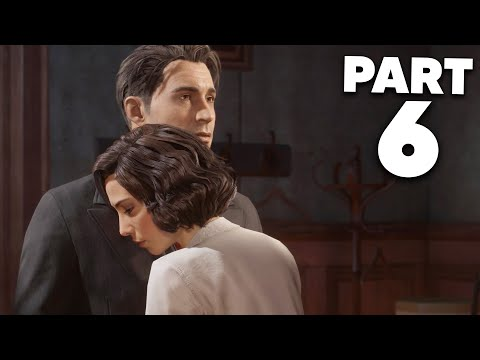 MAFIA REMAKE Gameplay Walkthrough Part 6 - A TRIP TO THE COUNTRY (Mafia Definitive Edition)