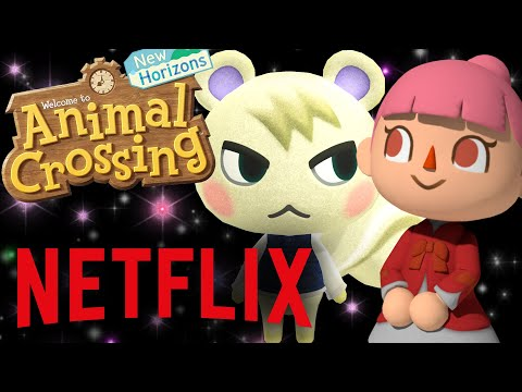 Netflix's Enola Holmes in Animal Crossing New Horizons!! (NEW ACNH Switch Update)