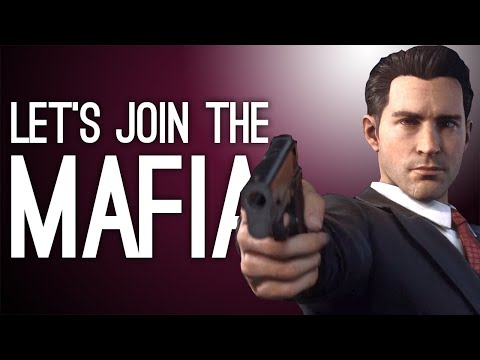 Mafia Definitive Edition Xbox One Gameplay - Let's Play Mafia Remastered