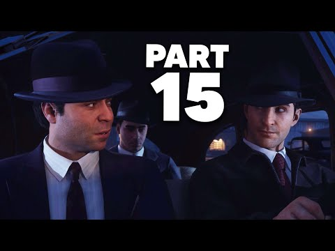 MAFIA REMAKE Gameplay Walkthrough Part 15 - JUST FOR RELAXATION (Mafia Definitive Edition)