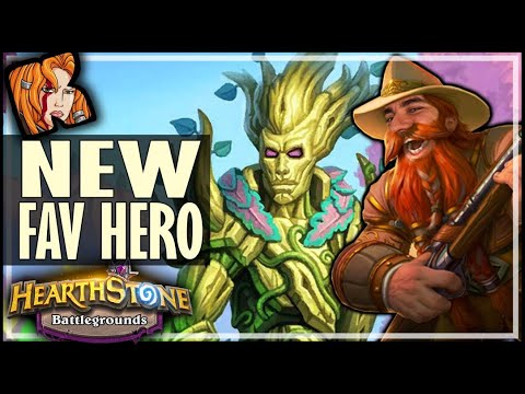 OMU IS MY NEW FAV HERO! - Hearthstone Battlegrounds