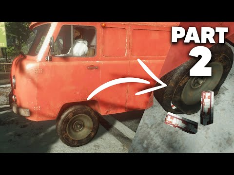 CONTRABAND POLICE Gameplay Walkthrough Part 2 - FINDING MY FIRST CONTRABAND