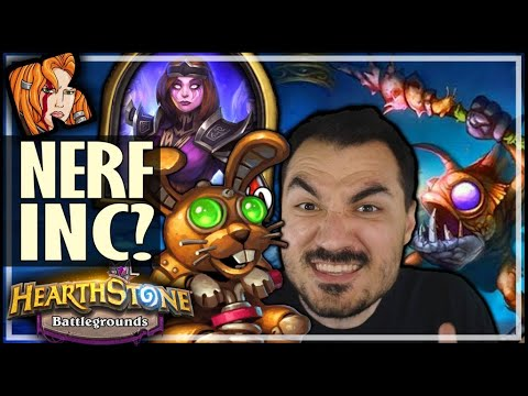THEY SHOULD PROBABLY NERF JANDICE... - Hearthstone Battlegrounds