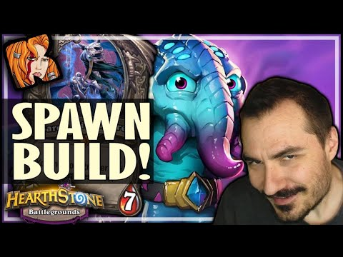 I PICK SPAWN AND THEY LAUGH?! - Hearthstone Battlegrounds