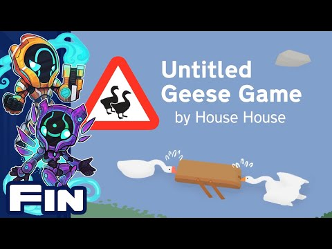 Peace Was Never An Option - Let's Play Untitled Geese Game [Co-Op] - Part 5