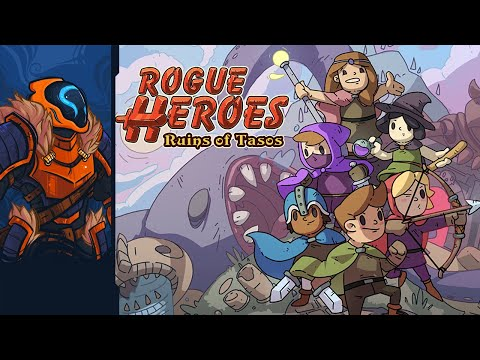 Rogue Heroes: Ruins of Tasos - Legend Of A Roguelike, But With Friends!