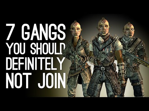 7 Worst Gangs in Games You Definitely Should Not Join