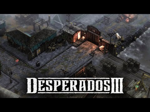 Desperados 3 - Mission 12 Dirt and Blood (Desperado, No Save)