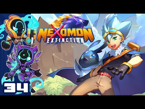 You Cannot Escape Me! - Let's Play Nexomon: Extinction - PC Gameplay Part 34