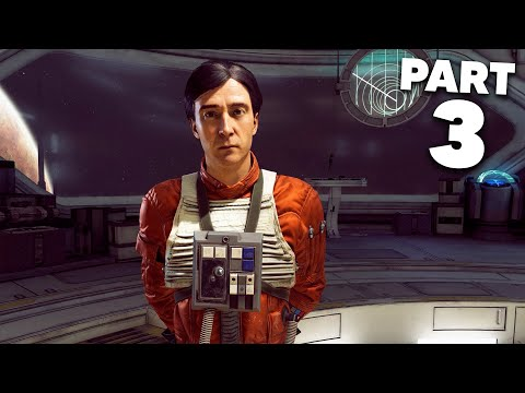 STAR WARS SQUADRONS Gameplay Walkthrough Part 3 - WEDGE (Full Game)