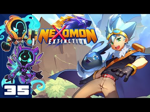 Type Advantages Mean Nothing To The Face Tank! - Let's Play Nexomon: Extinction - Part 35
