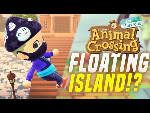 You Can Do THIS In Animal Crossing New Horizons!? (ACNH 1.5 Tips Floating Island)