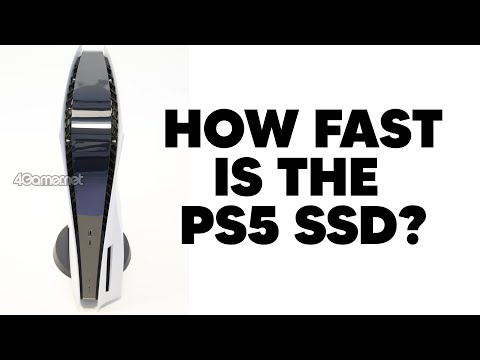 SHOWCASING THE IMPRESSIVE PS5 SSD SPEEDS (PS5 Gameplay)