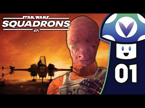 [Vinesauce] Vinny - Star Wars: Squadrons (PART 1)
