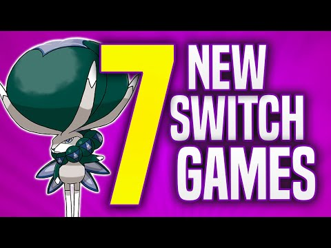 6 NEW Switch Games Coming to Nintendo eShop Just Announced! (Switch Release Update)