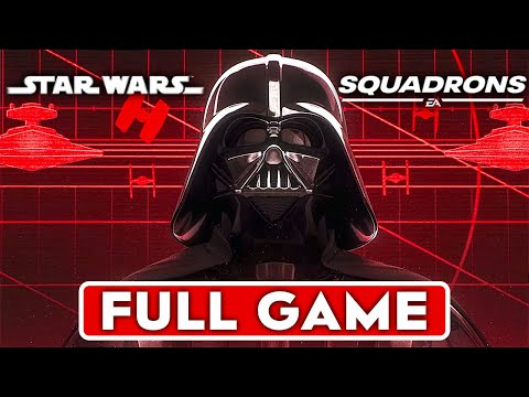 STAR WARS SQUADRONS Gameplay Walkthrough Part 1 FULL GAME [1080P 60FPS PS4 PRO] - No Commentary