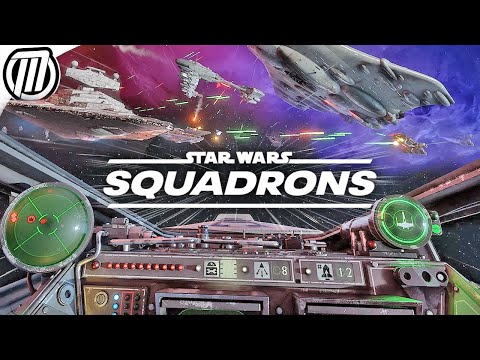 Star Wars Squadrons: DOGFIGHTING ACE | Multiplayer Gameplay LIVE STREAM!