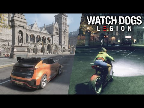 Watch Dogs Legion - There's So Much To Do In A Futuristic Open World London