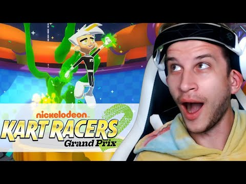 HOW FUN is Nickelodeon Kart Racers 2 Grand Prix on Nintendo Switch!?