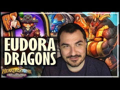 WAIT… EUDORA IS STILL GOOD?! - Hearthstone Battlegrounds