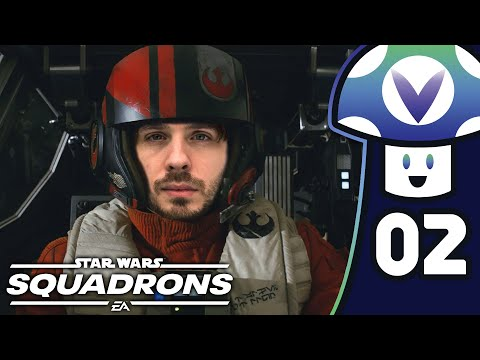 [Vinesauce] Vinny - Star Wars: Squadrons (PART 2)