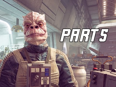 STAR WARS SQUADRONS Walkthrough Part 5 (PC Gameplay)