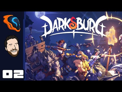 I'm Just Too Brothy To Die! - Let's Play Darksburg [Co-Op With @2 Left Thumbs] - PC Gameplay Part 2