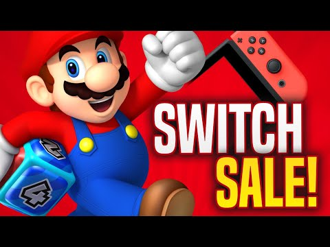 GREAT Nintendo Switch Games Sale Available NOW! (eShop Deals and Sales)