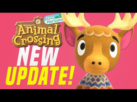 DID THEY ADD IT?! New Animal Crossing Switch Update 1.5.1! (New Horizons Tips)