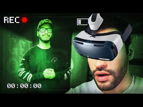 Phasmophobia but in VR! with Typical Gamer & Samara Redway! LIVE