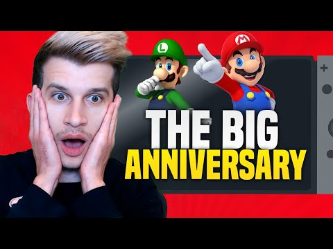 10 More Years of Switch and SwitchForce!? (YouTube Anniversary)