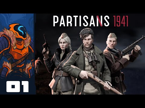 I Will Suffer No Facists Gladly - Let's Play Partisans 1941 - PC Gameplay Part 1