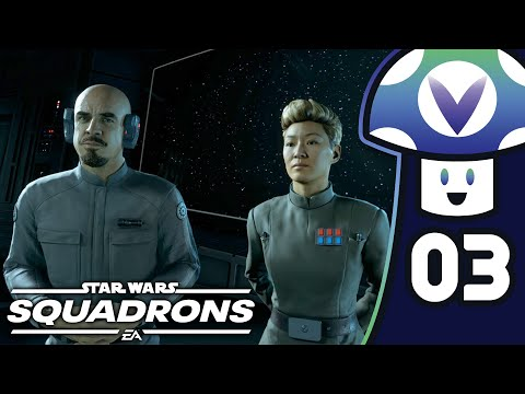 [Vinesauce] Vinny - Star Wars: Squadrons (PART 3)