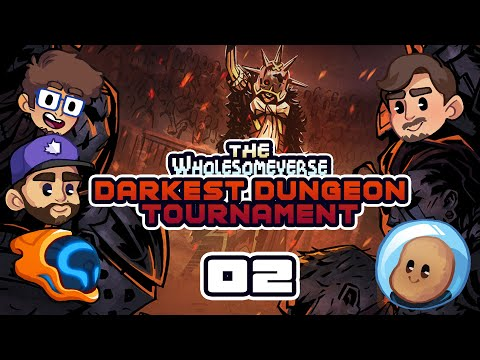 Winning Is For Try Hards - Darkest Dungeon: The Butcher's Circus Tournament - Ep 2