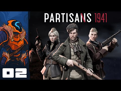 They'll Never See Me Coming - Let's Play Partisans 1941 - PC Gameplay Part 2