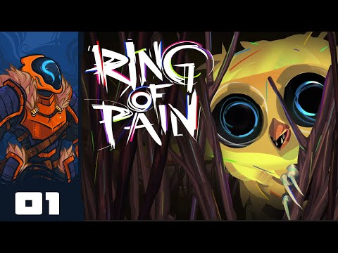 Horror Bird Likes To Watch You Suffer - Let's Play Ring Of Pain - PC Gameplay Part 1